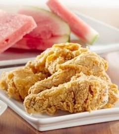 OPENBAKED BUTTERMILK FRIED CHICKEN