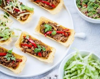 Spiced tacos with guacamole(2)