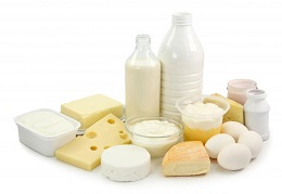 Handling Dairy Products