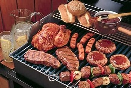 Simply Fresh Safe BBQ